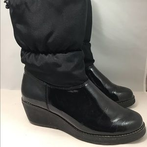 cougar winter boots size 9 black